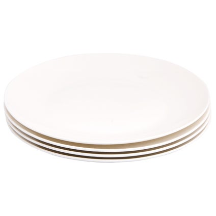 Flo Entree Plate