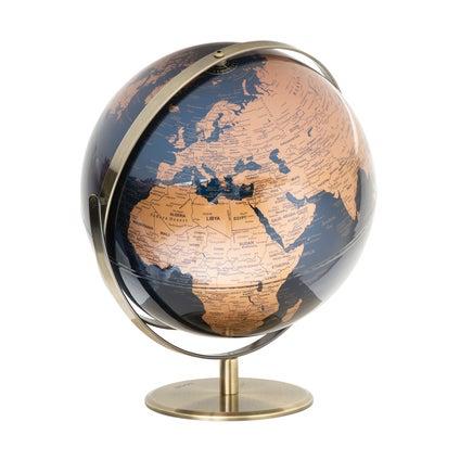 Terra Globe- Midnight Blue - Large