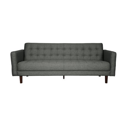 Bloom 3 Seat Sofa - Charcoal
