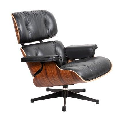 Replica Eames Lounge & Ottoman Set