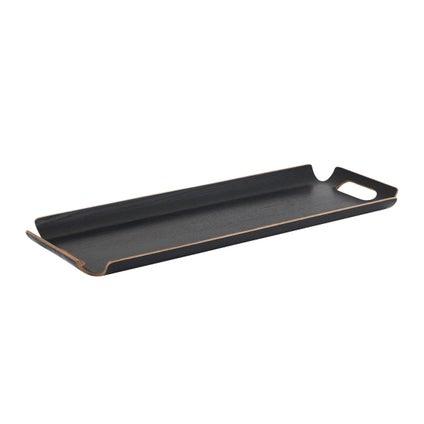 Long Frame Tray - Black
