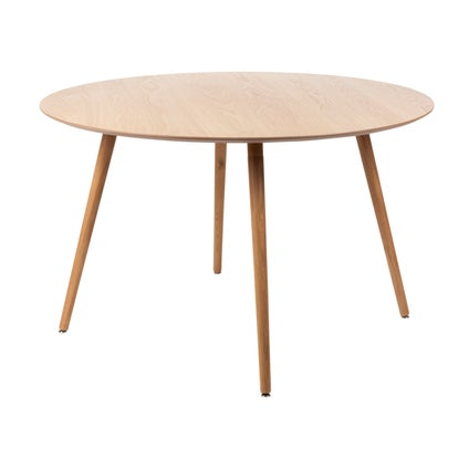 Perk Dining Table - Round - Oak