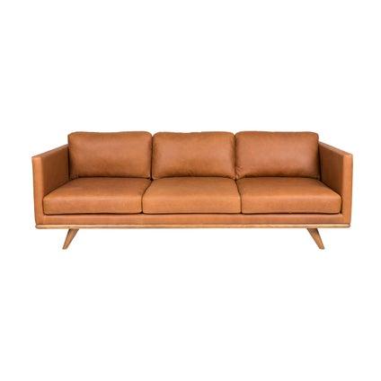 Aspen 3 Seat Sofa - Cigar