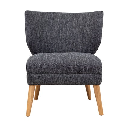 Calista Armchair - Charcoal