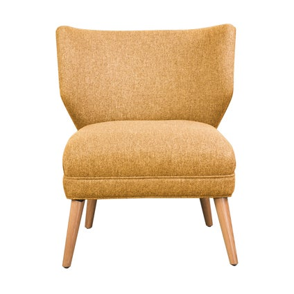 Calista Armchair - Curry
