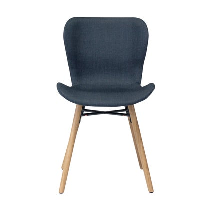 Sala Dining Chair V2 - Oak/Anthracite