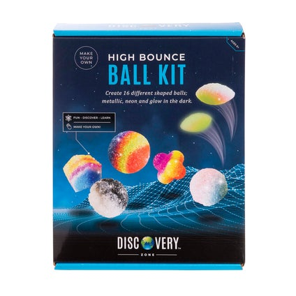 High Bounce Ball Kit
