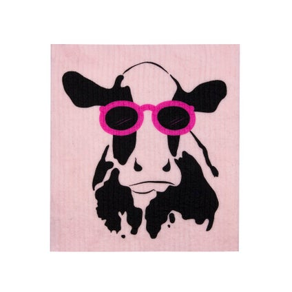 Swedish Dish Cloths - Cow