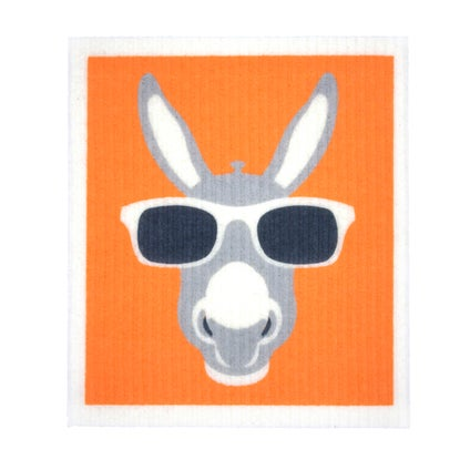 Swedish Dishcloth - Donkey