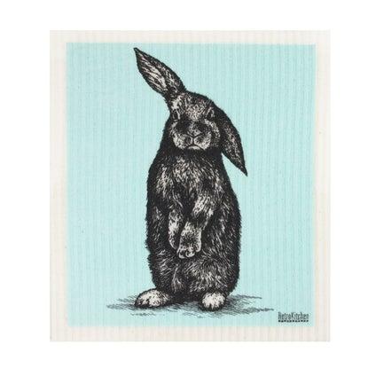 Swedish Dish Cloth - Rabbit