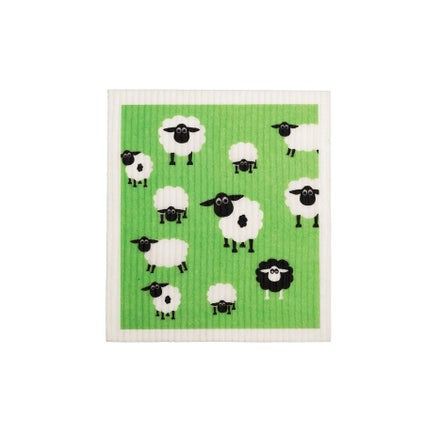 Swedish Dish Cloths - Sheep