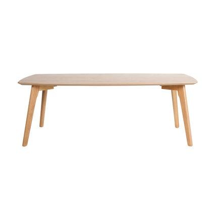 Perk Coffee table Rectangle - Oak