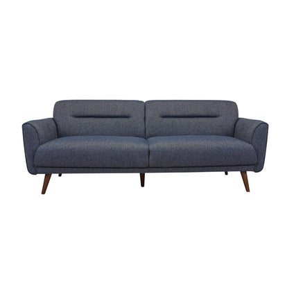 Hayden 3 Seat Sofa - Steel Blue