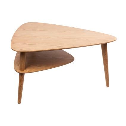 Barber Coffee Table - Oak