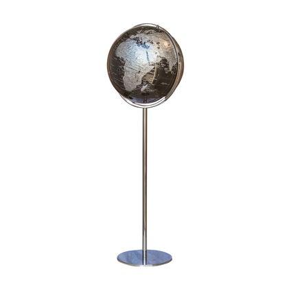 Terra Globe Standing - Black