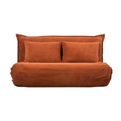 Overlap Sofa Bed Double - Copper
