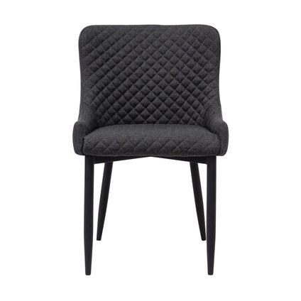 Pierrot Dining Chair - Dark Grey