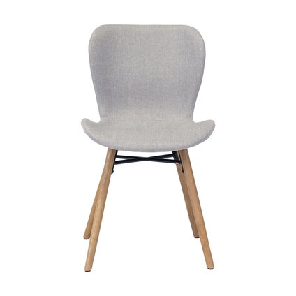 Sala Dining Chair V2 - Oak/Sand