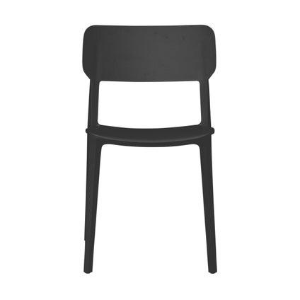 Ariel Dining Chair - Black