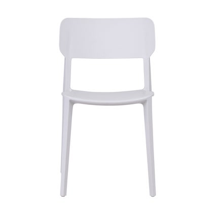 Ariel Dining Chair - White
