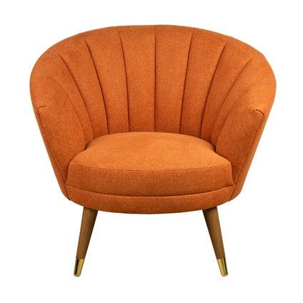 Palm Armchair - Copper