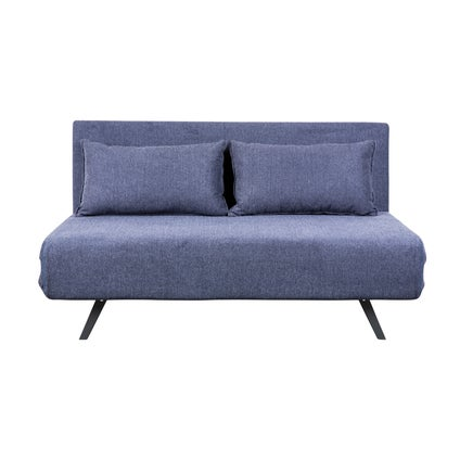 Percy Sofa Bed Double - Dark Blue