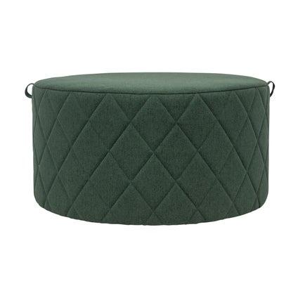 Bessie Ottoman - Large - Green