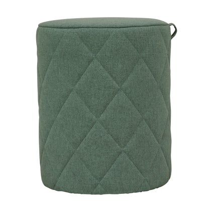 Bessie Ottoman - Small - Green