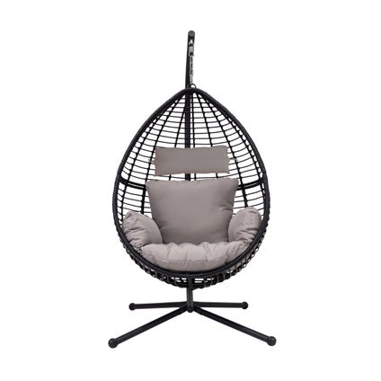 Roost Egg Chair - Black