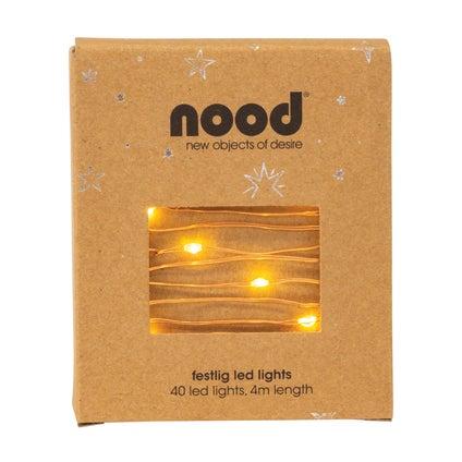 Festlig LED Lights - Copper