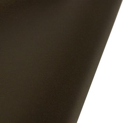gift wrap - matt 13.5 metres - matt black