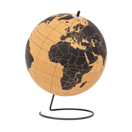 Traverse Cork Globe