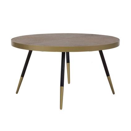 Arthur Coffee Table- Ash- 81cm