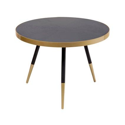 Arthur Coffee Table - Black 61cm