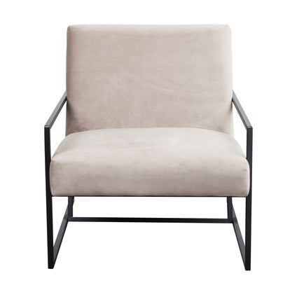 Moxie Armchair - Suede