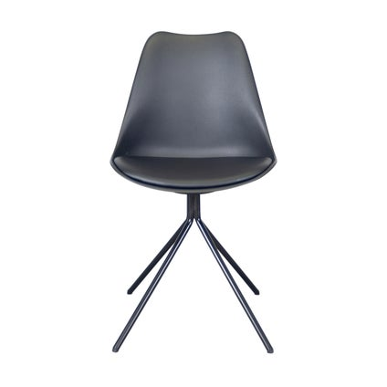 Spider Dining Chair- Black
