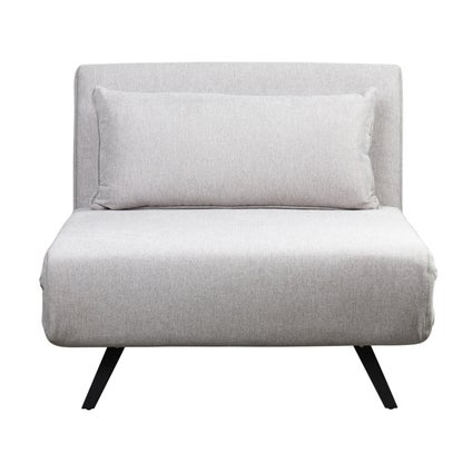 Percy Single Sofa Bed - Sand