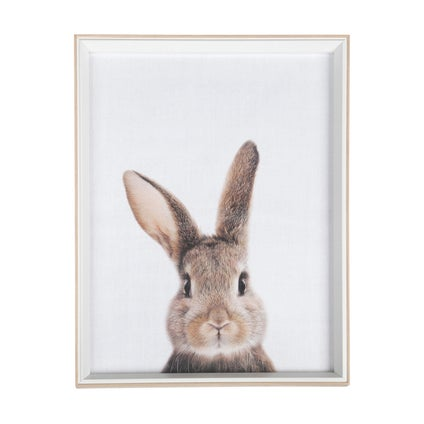 Quirky Bunny Print