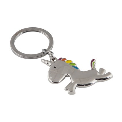 Metalmorphose Keyring - Unicorn