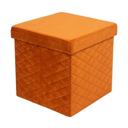 Foldit Ottoman - Copper