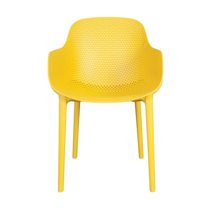 Torquay Chair- Yellow