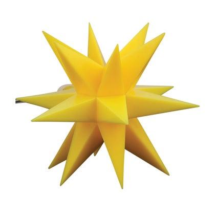 Starburst LED Light- Yellow