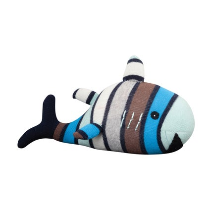 Mako Shark Sock Toy