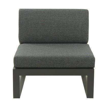 Lotus Chair - Graphite