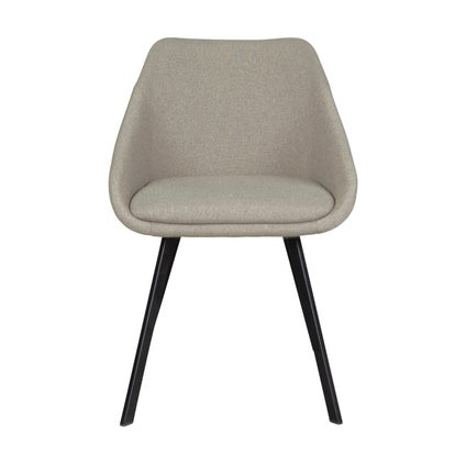 Enzo Dining Chair - Beige