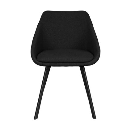 Enzo Dining Chair - Black