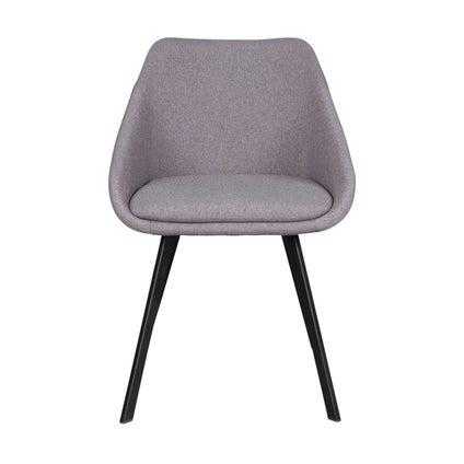 Enzo Dining Chair- Grey