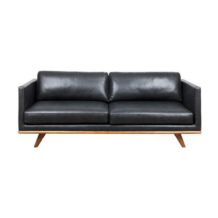 Aspen 2.5-seat Sofa - Black