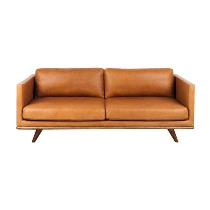 Aspen 2.5-seat sofa - cigar