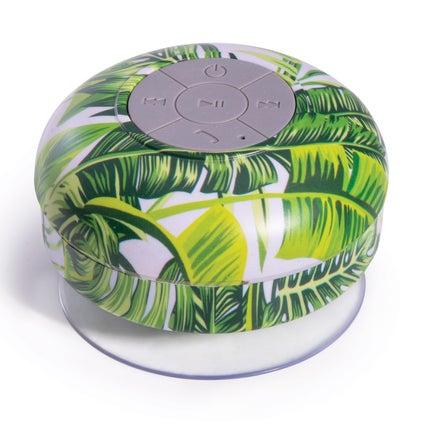Wireless Shower Speaker- Tropical